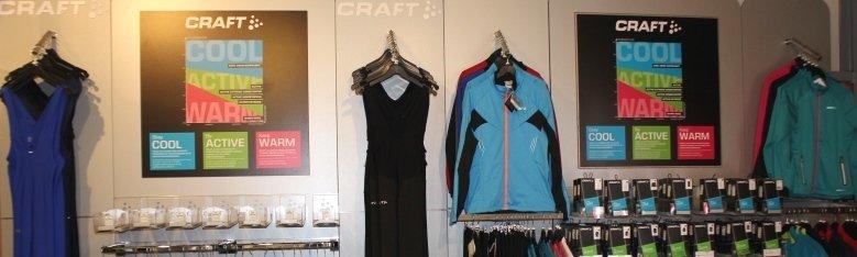 Uitgebreid assortiment Craft. Onderkleding en 1 layer