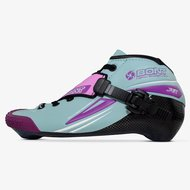 Bont Jet purple light blue